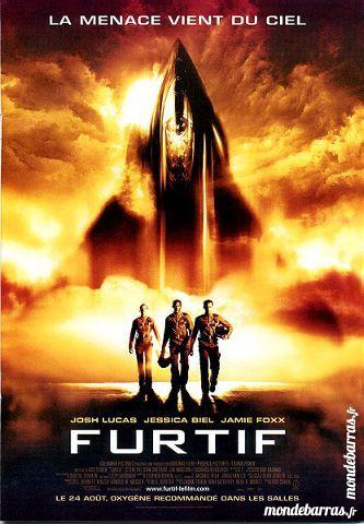 Dvd: Furtif (234) DVD et blu-ray