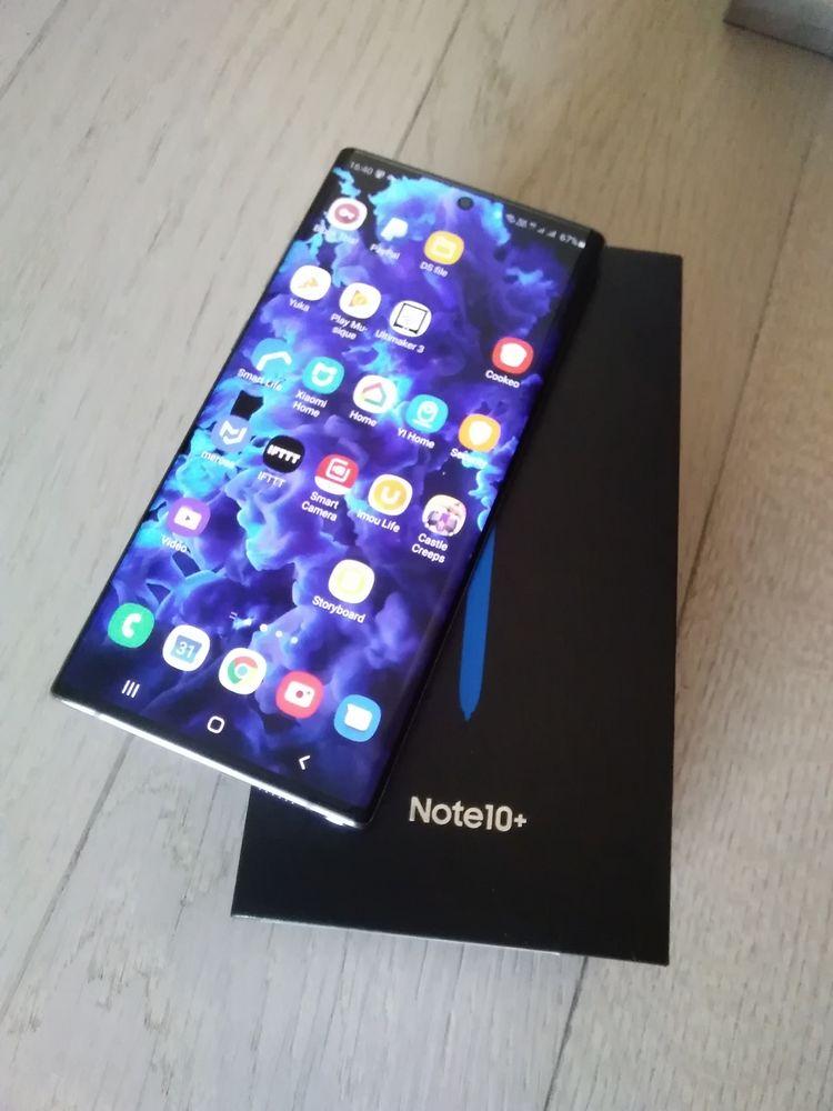 Galaxy note 10+ 512Go sous garantie 660 La Broque (67)