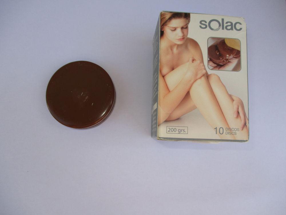 Galets de cire recyclable SOLAC pour cuve à cire dépilatoire 3 Carmaux (81)