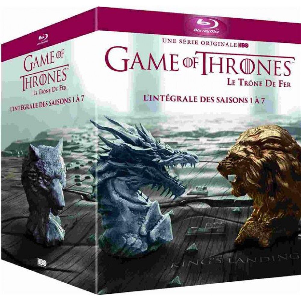 Game of Thrones intégrale saison 1 à 7 30 Vanves (92)