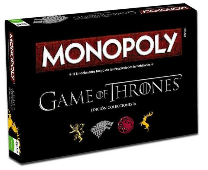 GOT Game of Thrones MONOPOLY 15 Marseille 8 (13)