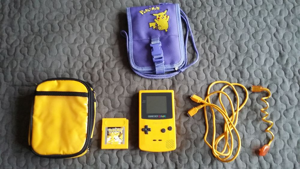 GameBoy Color & Accessoires 60 Reims (51)