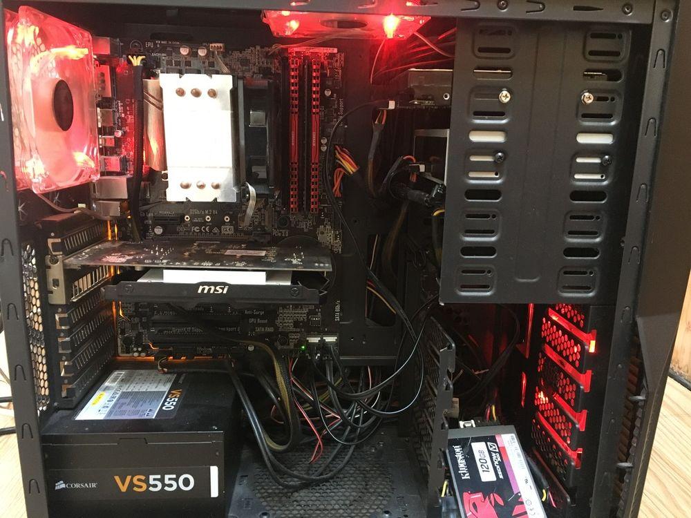 PC Gamer i5 6600K 420 Bordeaux (33)