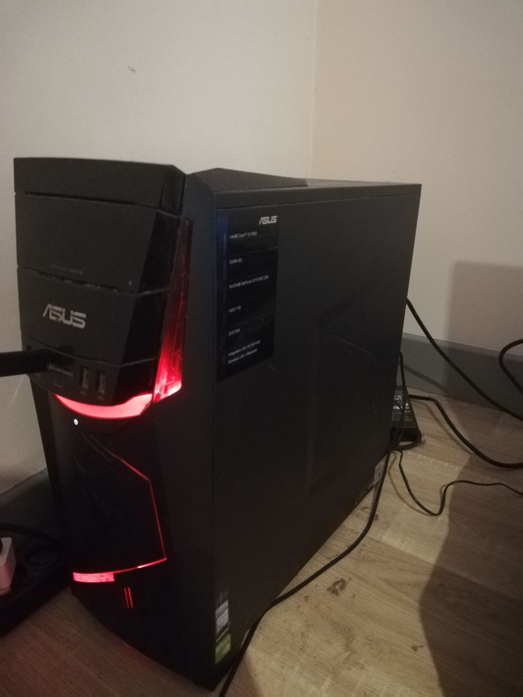 PC GAMER ASUS  650 Breuillet (91)