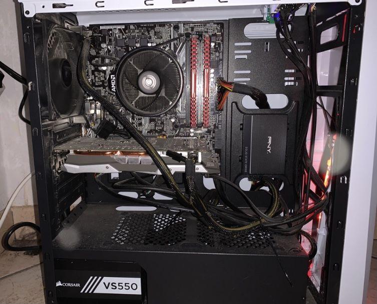 PC GAMER FIXE + Écran 144hz 850 Cudos (33)
