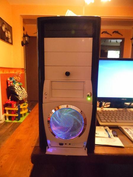 PC GAMER QUAD CORE 2.33MHZ X 4 (4 coeurs) 380 Mantes-la-Jolie (78)