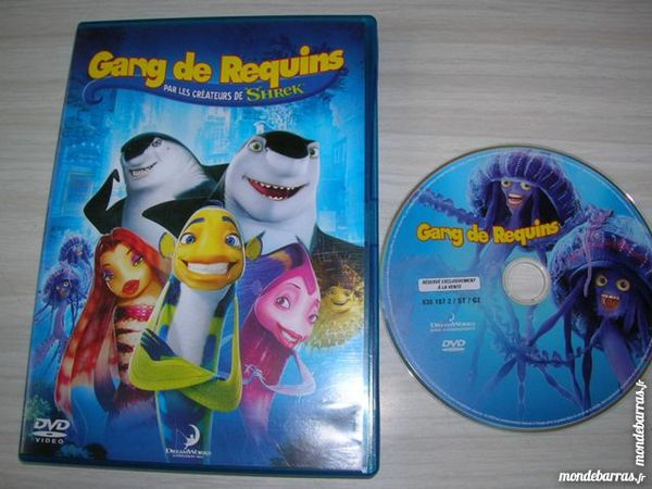 DVD GANG DE REQUINS 9 Nantes (44)