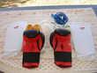 Gants de Boxe + accessoires Sports