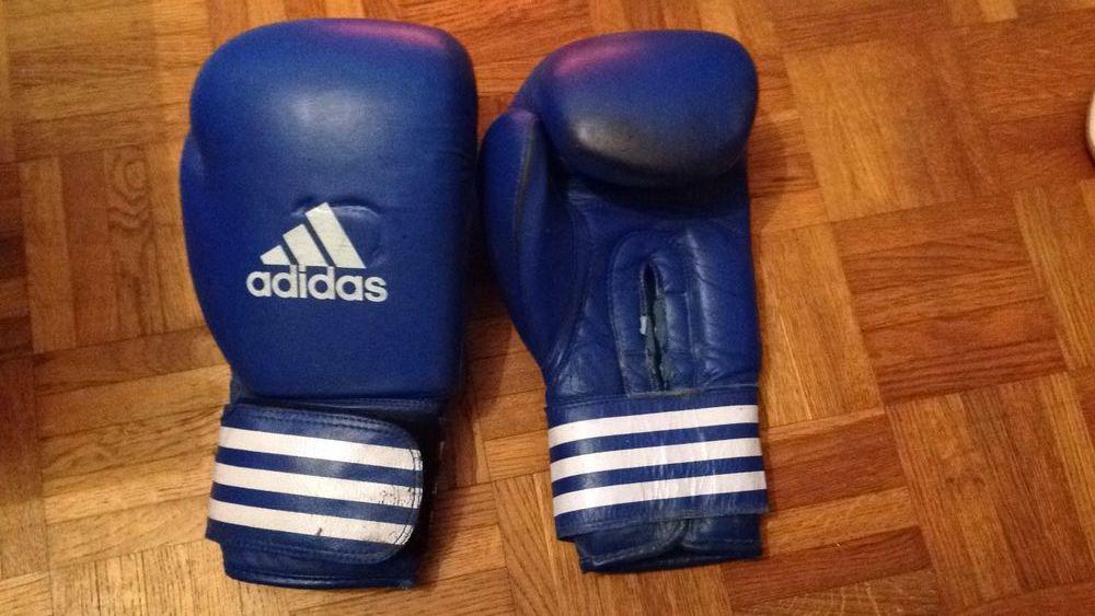 the latest a656e 3bd87 Gants de boxe homme addidas 10 oz