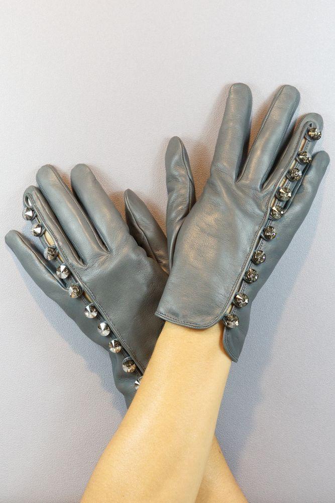 Gants cuir LUXE court /long femme  - haute couture 280 Paris 14 (75)