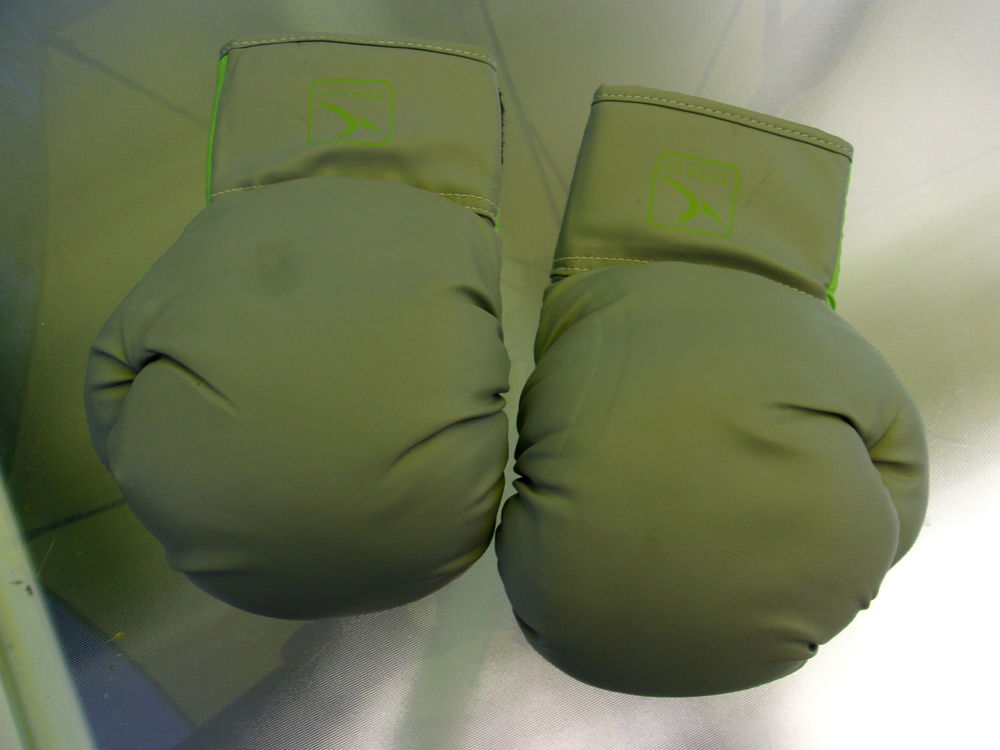 gants de frappe Domyos, taille ados 12 Villars-les-Dombes (01)