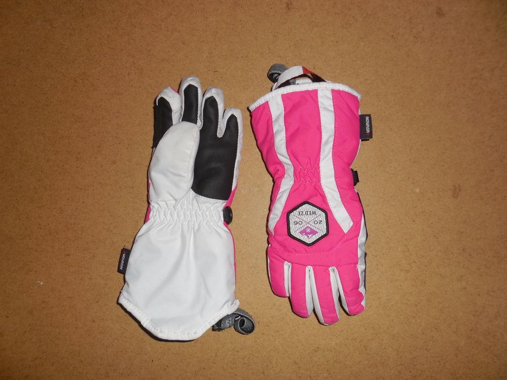 gants de ski  4 ans  6 Pontault-Combault (77)