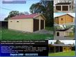 GARAGE BOIS SUR MESURE toit plat ou 2 pentes de 15M² à 100M² pentes de toit de4° à 40%