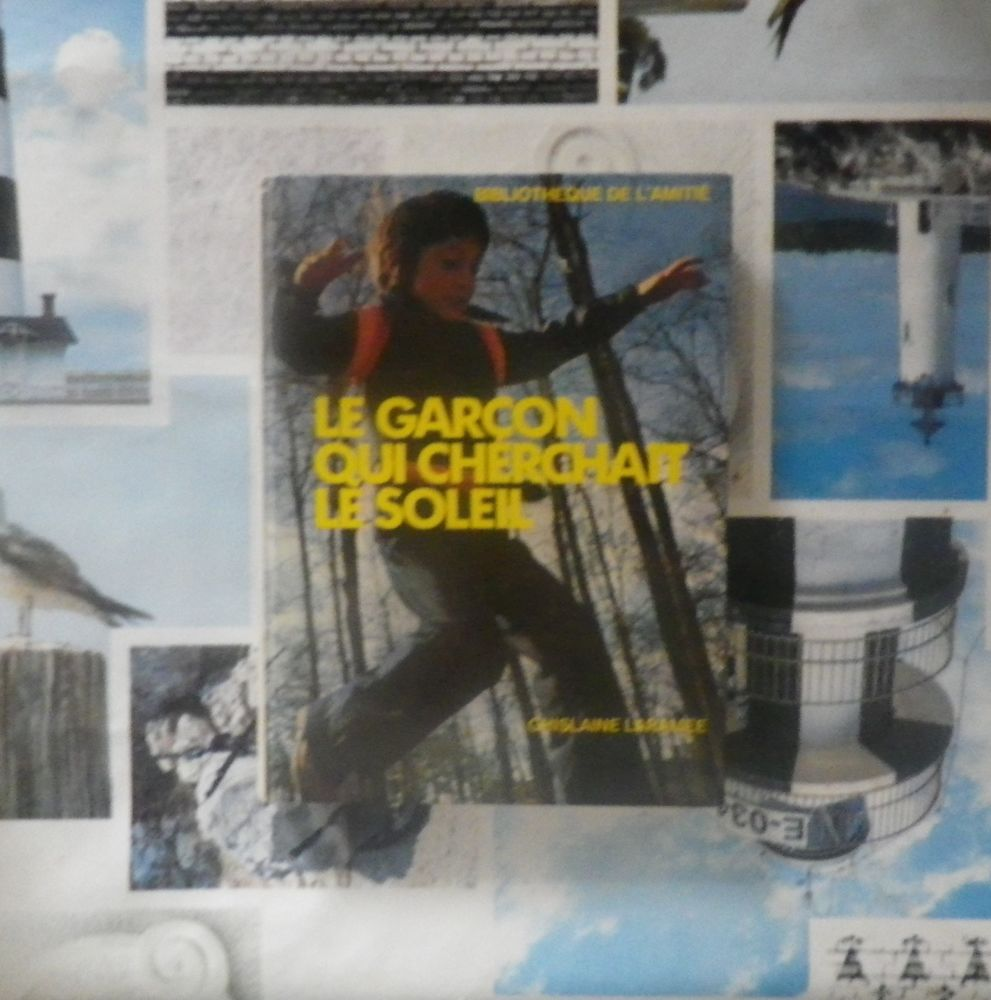 LE GARCON QUI CHERCHAIT LE SOLEIL de G. LARAMEE 4 Bubry (56)