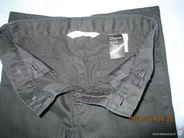 Garçon jean H&M noir 10 A 8 Alfortville (94)
