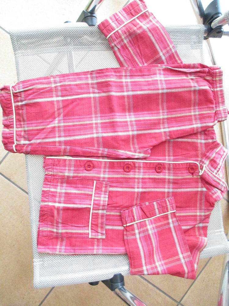 Garçon pyjama DPAM 2 ans madras  4 Alfortville (94)