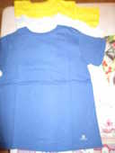 Garçon 10 A lot tee shirts Domyos Oxylane  6 Alfortville (94)