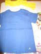 Garçon 10 A lot tee shirts Domyos Oxylane  Alfortville (94)