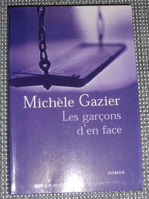 Les garçons d'en face Michèle Gazier 3 Rueil-Malmaison (92)