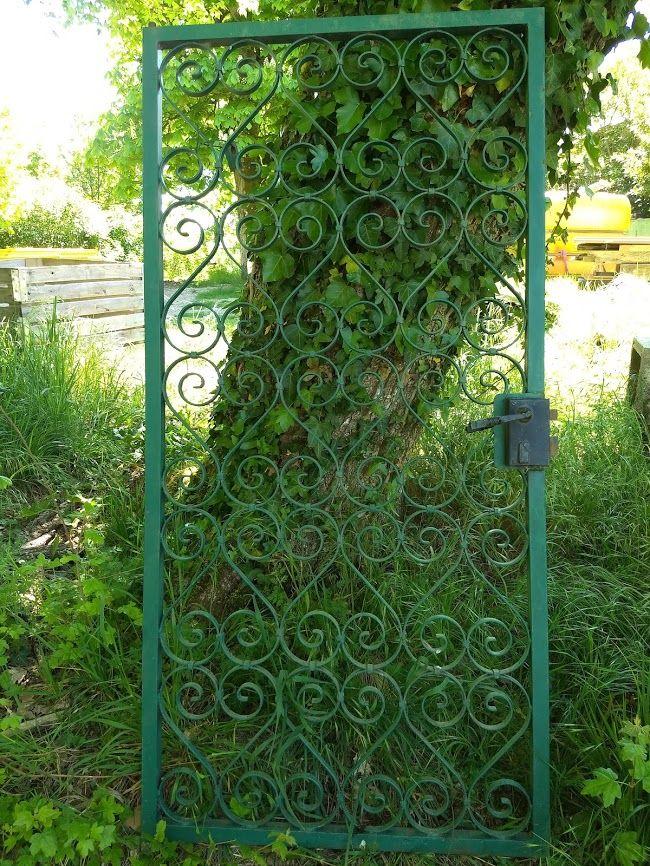 Garde corps, portail et portillon en fer forgé - Montmaur 3000 Montmaur (11)