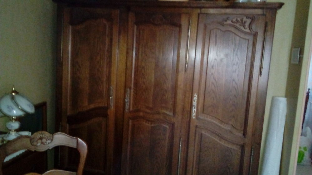 Garde robes 3 portes 40 Sainghin-en-Weppes (59)