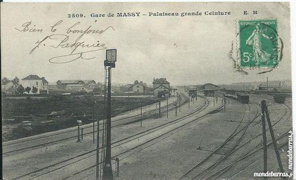 gare de Massy 91