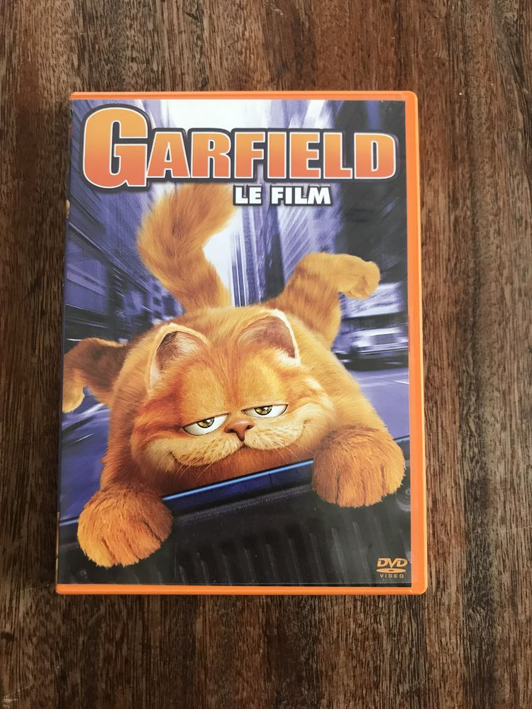 DVD   Garfield le film   4 Saleilles (66)