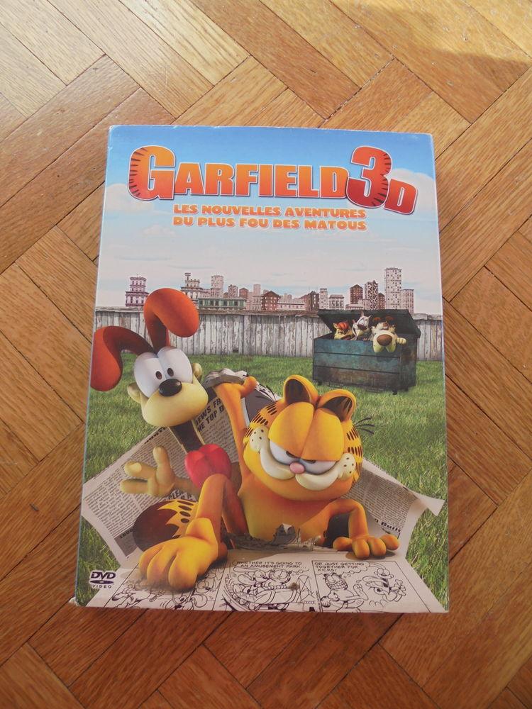 DVD Garfield 3D (26) 10 Tours (37)
