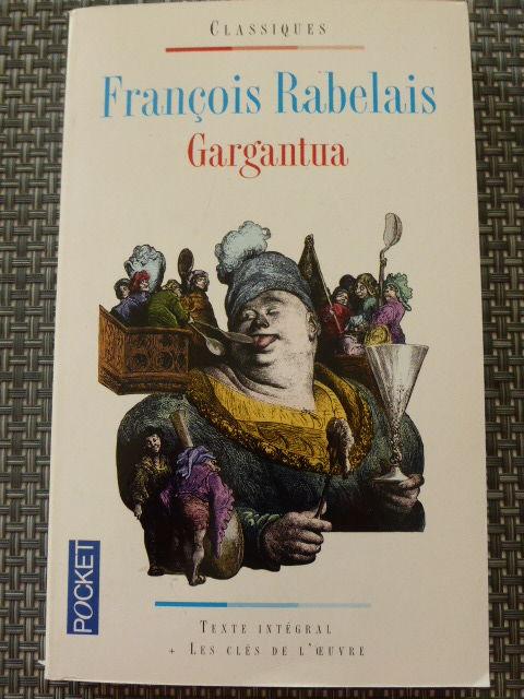 Gargantua François Rabelais Pocket 2 Rueil-Malmaison (92)