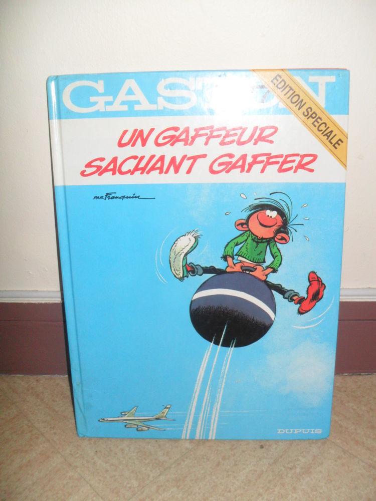 GASTON - TOME 9 - UN GAFFEUR SACHANT GAFFER  5 Saint-Michel-sur-Orge (91)