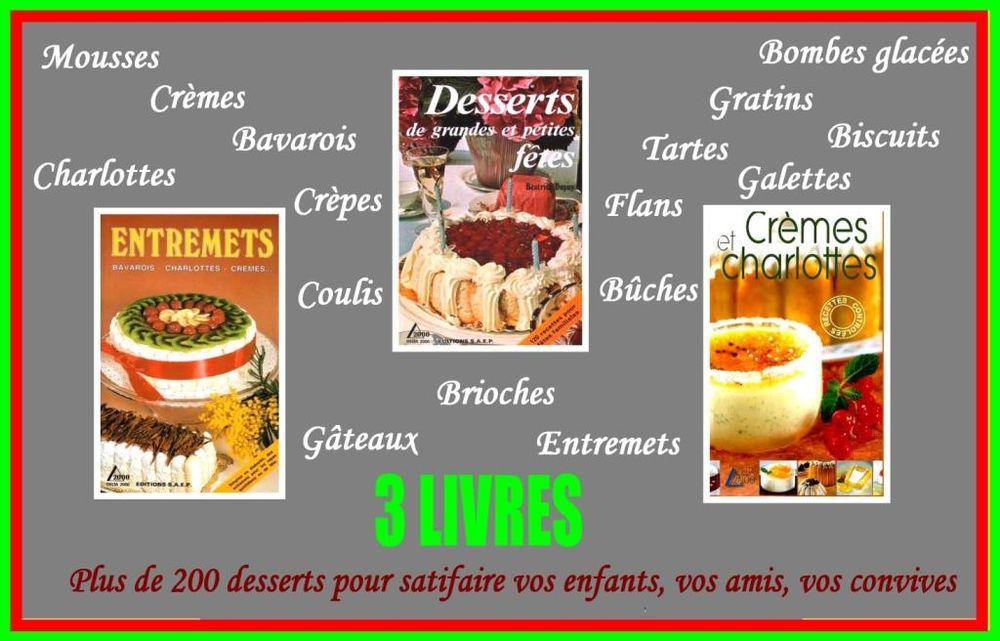 GÂTEAUX - PÂTISSERIE - ENTREMETS  18 Lille (59)