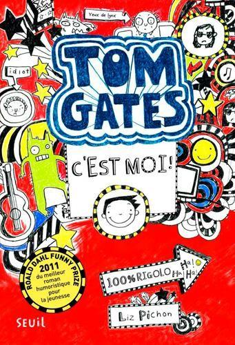 Tom Gates T.1 ; Tom Gates, c'est moi ! 6 Paris 1 (75)