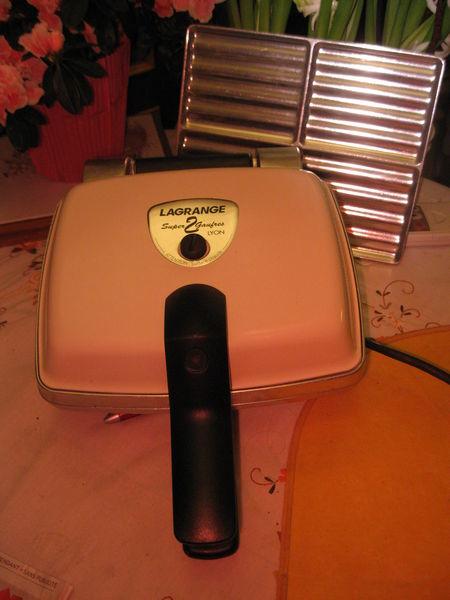gaufrier éllectrique 100 Rueil-Malmaison (92)