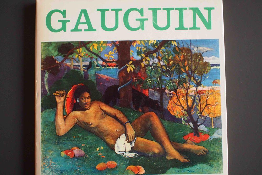 GAUGUIN - Gérard Legrand Livres et BD