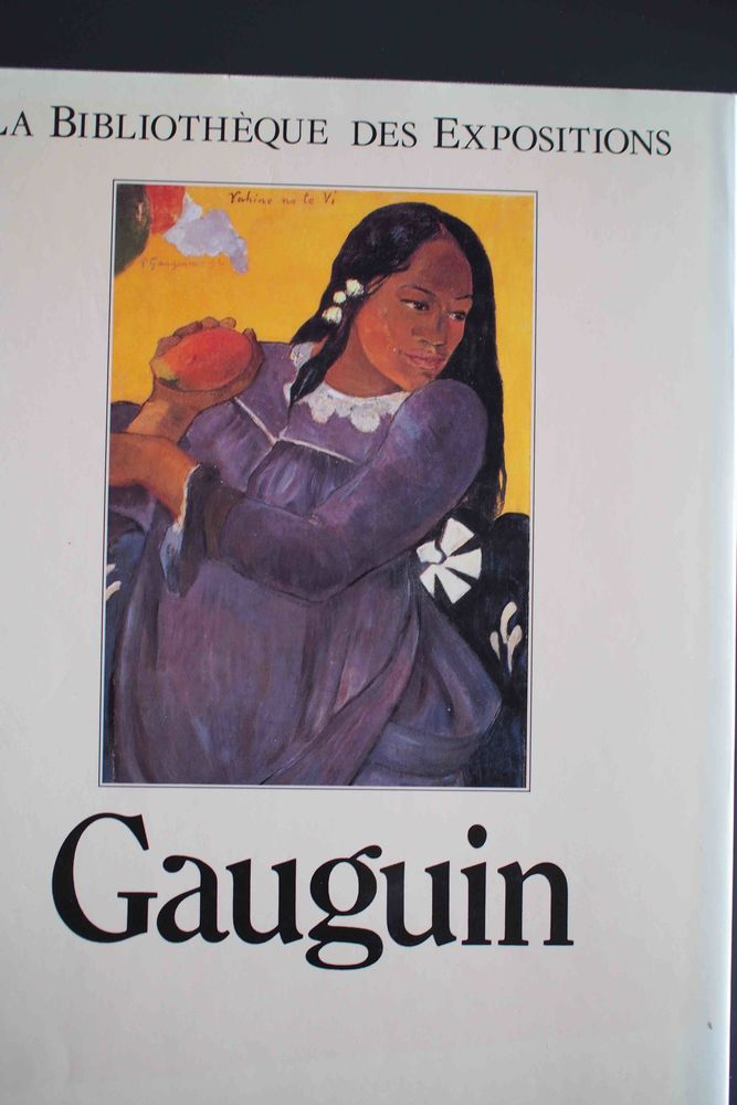 GAUGUIN Livres et BD
