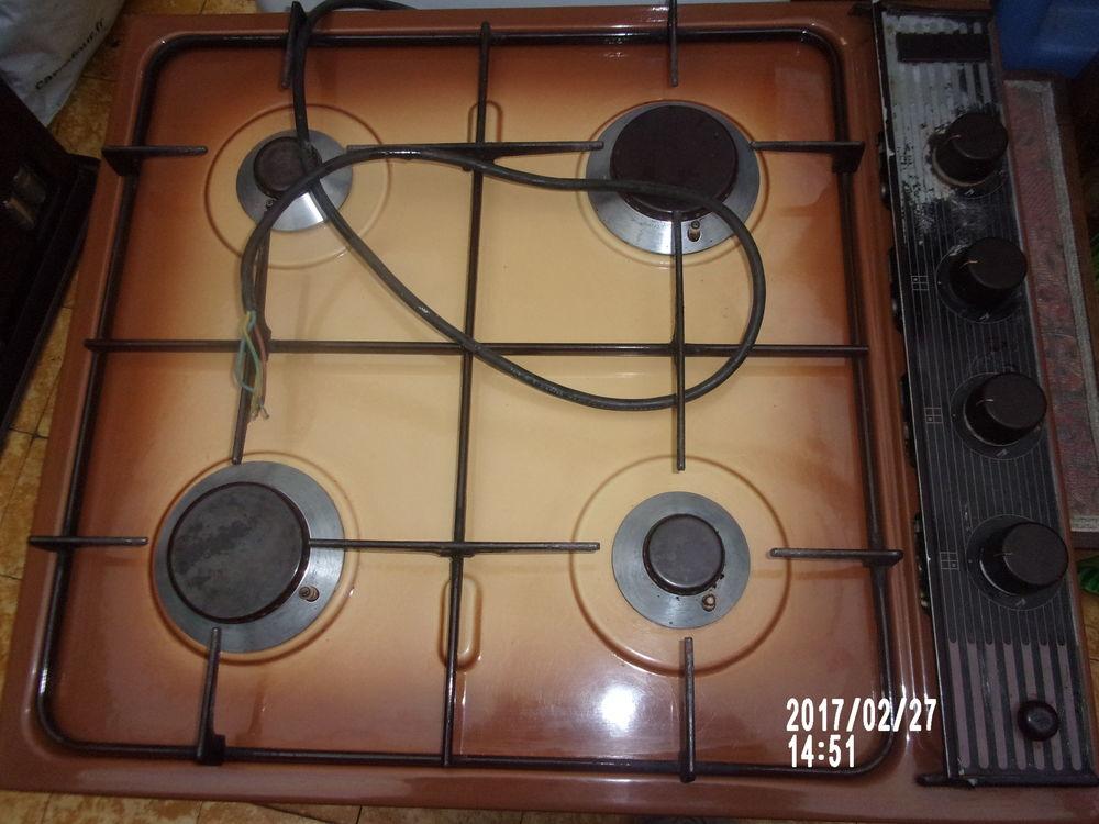 gazinière table de cuisson gaz à encastrer Faure Electroménager
