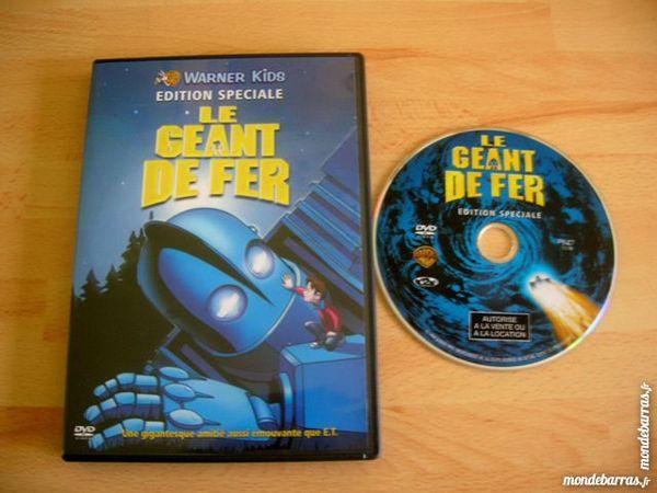 DVD LE GEANT DE FER - Dessin Animé EDITION SPECIAL 7 Nantes (44)