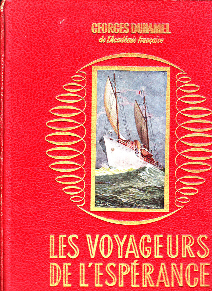 613 Gedalge et Les Voyageurs de   L'Espérance  . Récit de l 0 Lunel (34)
