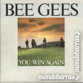 BEE GEES YOU WIN AGAIN 14 Saint-Varent (79)