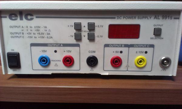 Générateur Basse Fréquence ELC - AL 991S 0 Nompatelize (88)