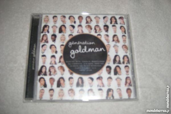 CD génération GOLDMAN 8 Biganos (33)
