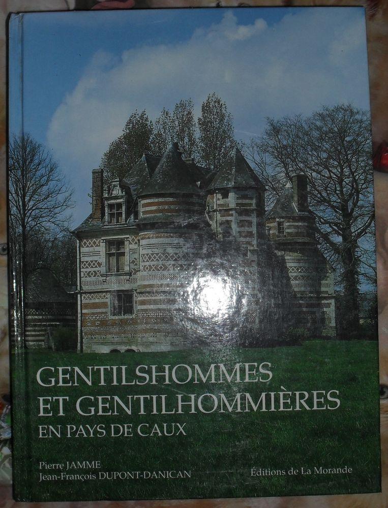 Gentilshommes et Gentilhommières en Pays de Caux  0 Montreuil (93)