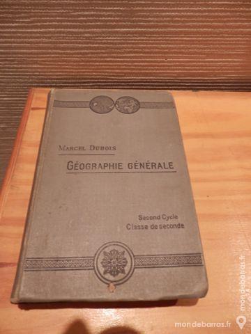 Géographie générale de Marcel Dubois Edition de 19 1 La Garenne-Colombes (92)