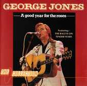CD    George Jones   -   A Good Year Fot The Roses 4 Bagnolet (93)