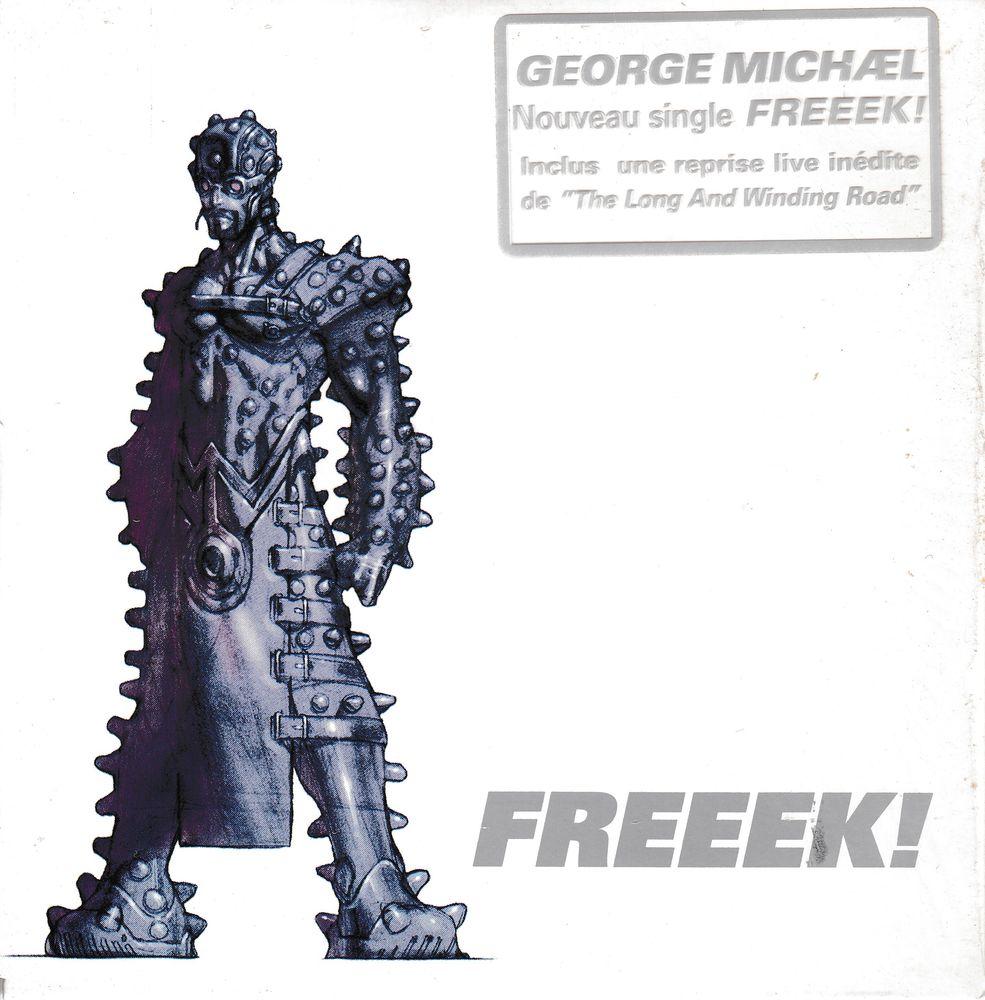 CD      George Michael          Freeek! 3 Antony (92)