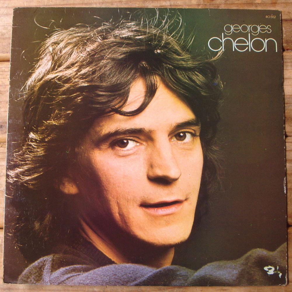 GEORGES CHELON -33t- SI DEMAIN - FENÊTRE SUR SEINE - 1975 CD et vinyles