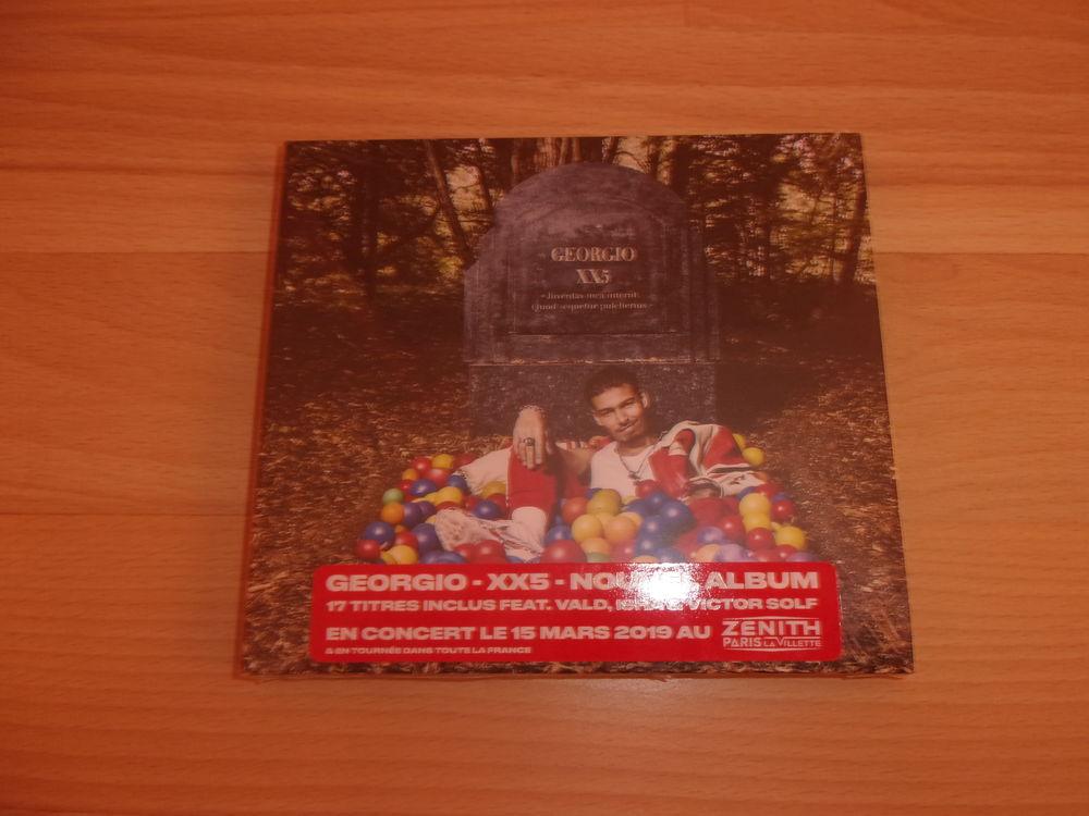 CD XX5 de Georgio (Neuf) 12 Ardoix (07)