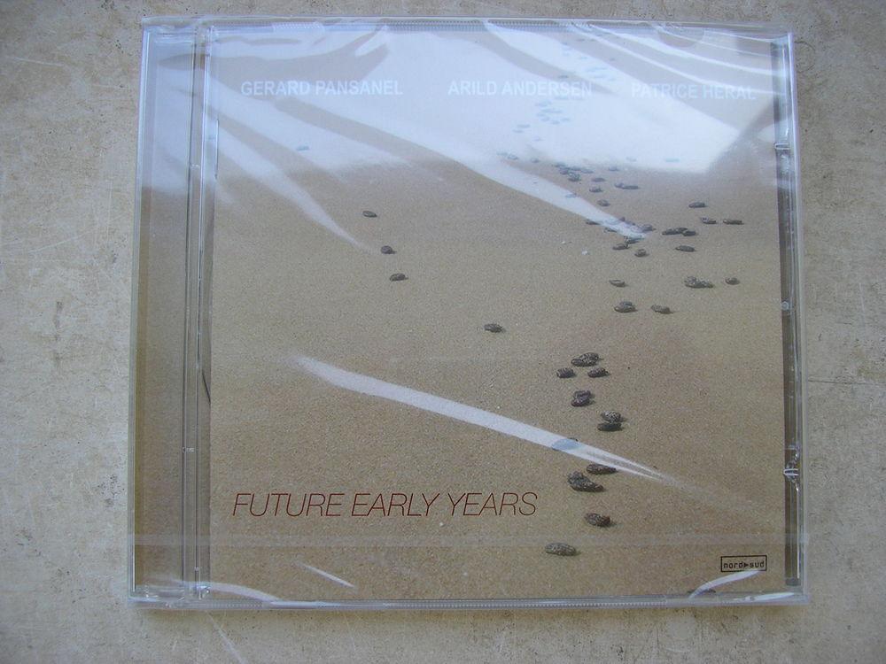 Gérard Pansanel CD et vinyles