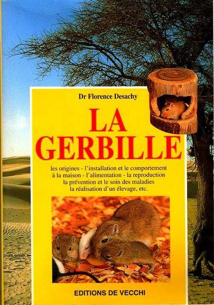 GERBILLE - gerboise - GUIDE / prixportcompris Livres et BD