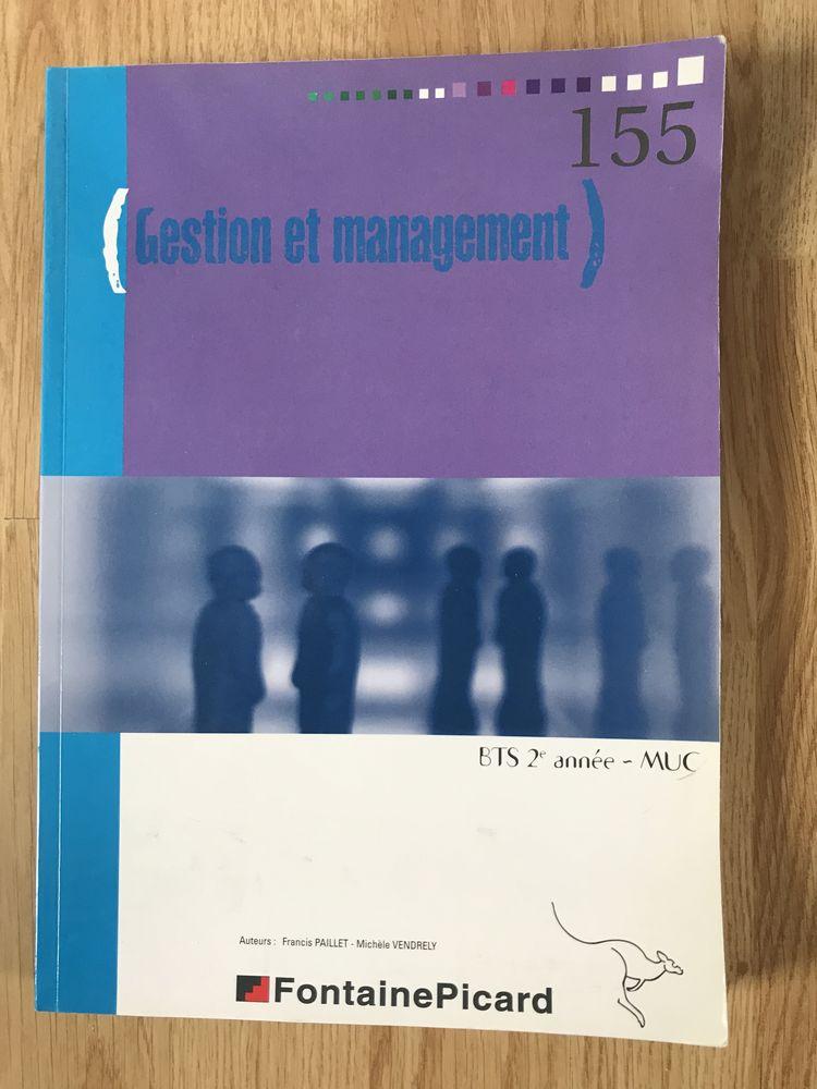 Gestion et Management BTS 2ème année MUC 5 Saâcy-sur-Marne (77)
